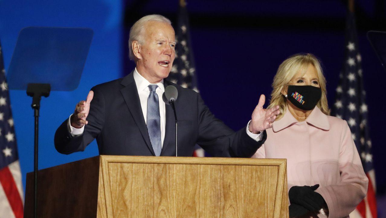 Intervención de Joe Biden