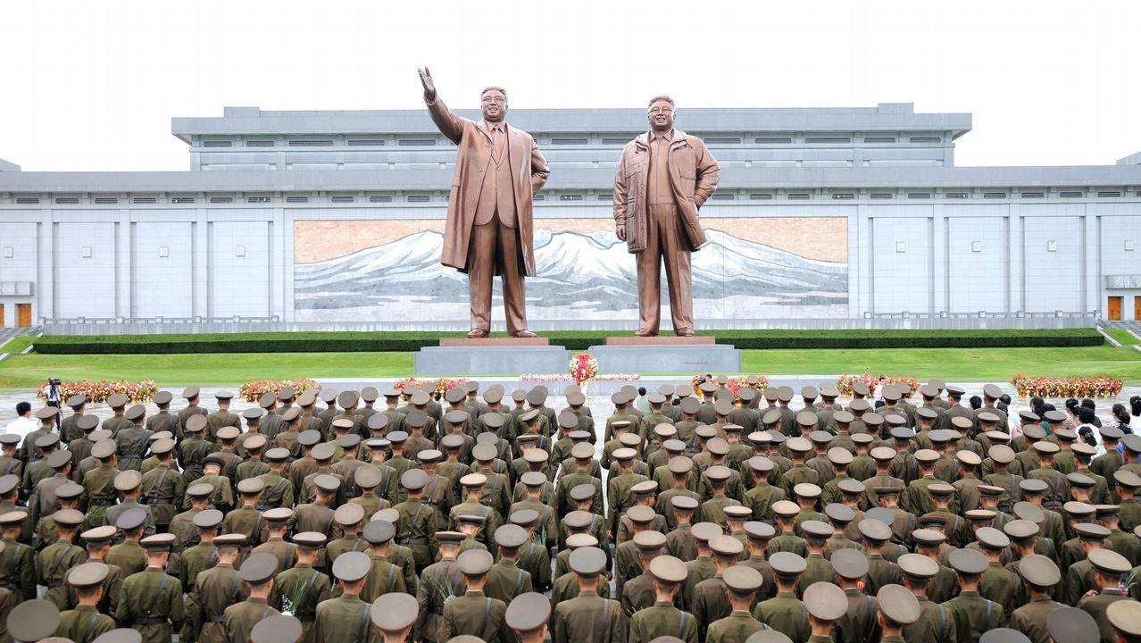 Corea del Norte lanza un nuevo misil que sobrevuela Japón.Ejército de Corea del Norte