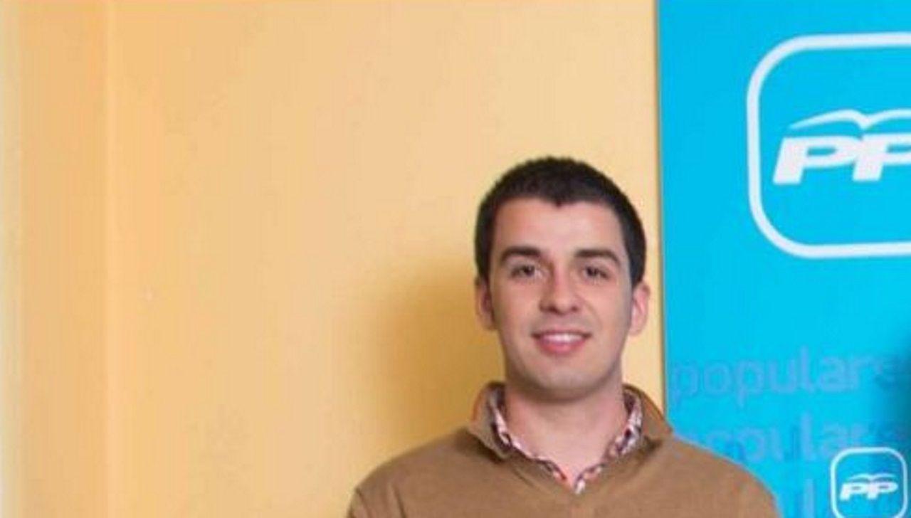 El concejal de Marín, Pablo Novas, da positivo en coronavirus