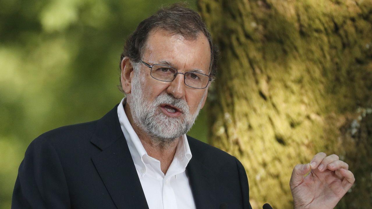 Rajoy adelanta al 2019 su promesa de crear 20 millones de puestos de trabajo