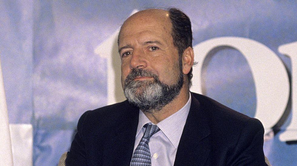 El presidente de la Federación Asturiana de Empresarios (Fade), Pedro Luis Fernández.José Antonio Segurado