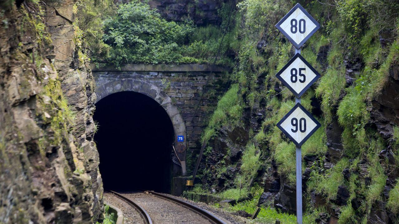 Imagen del túnel de Oural