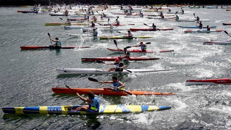 En las pruebas del fin de semana participaron 44 aficionados.