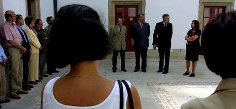 Segunda jornada de desfiles en Madrid.Elena Poniatowska se prepara para recibir el Cervantes