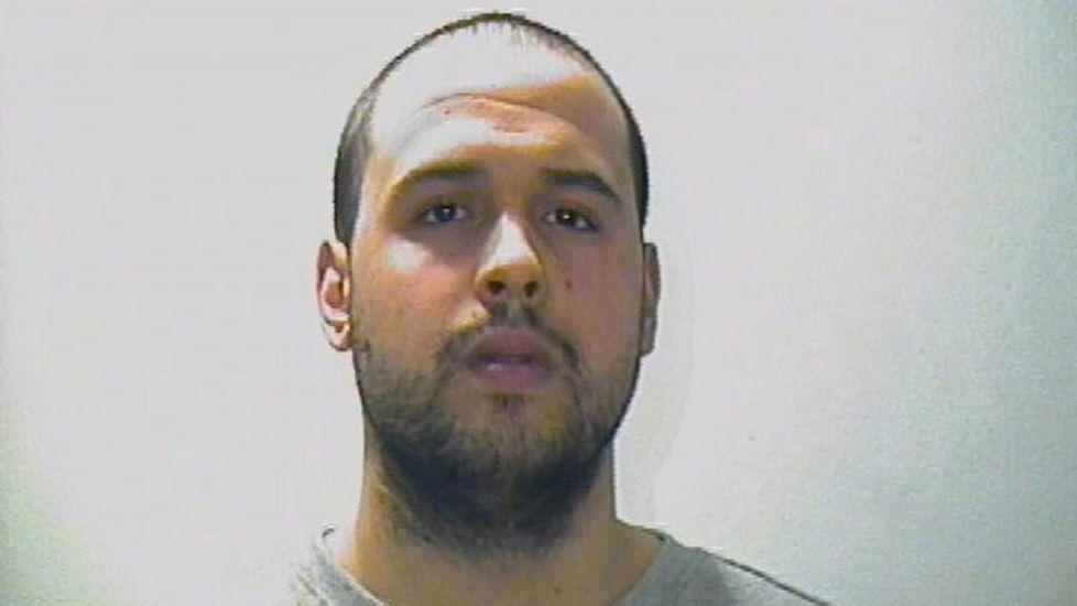 Detenido en Málaga un hombre que vendió armas para atentar en París.Khalid El Bakraoui