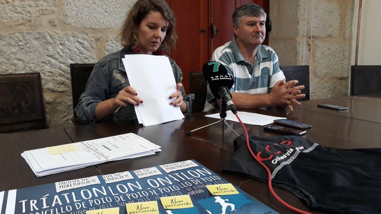 El polémico cartel del ayuntamiento de Camponaraya