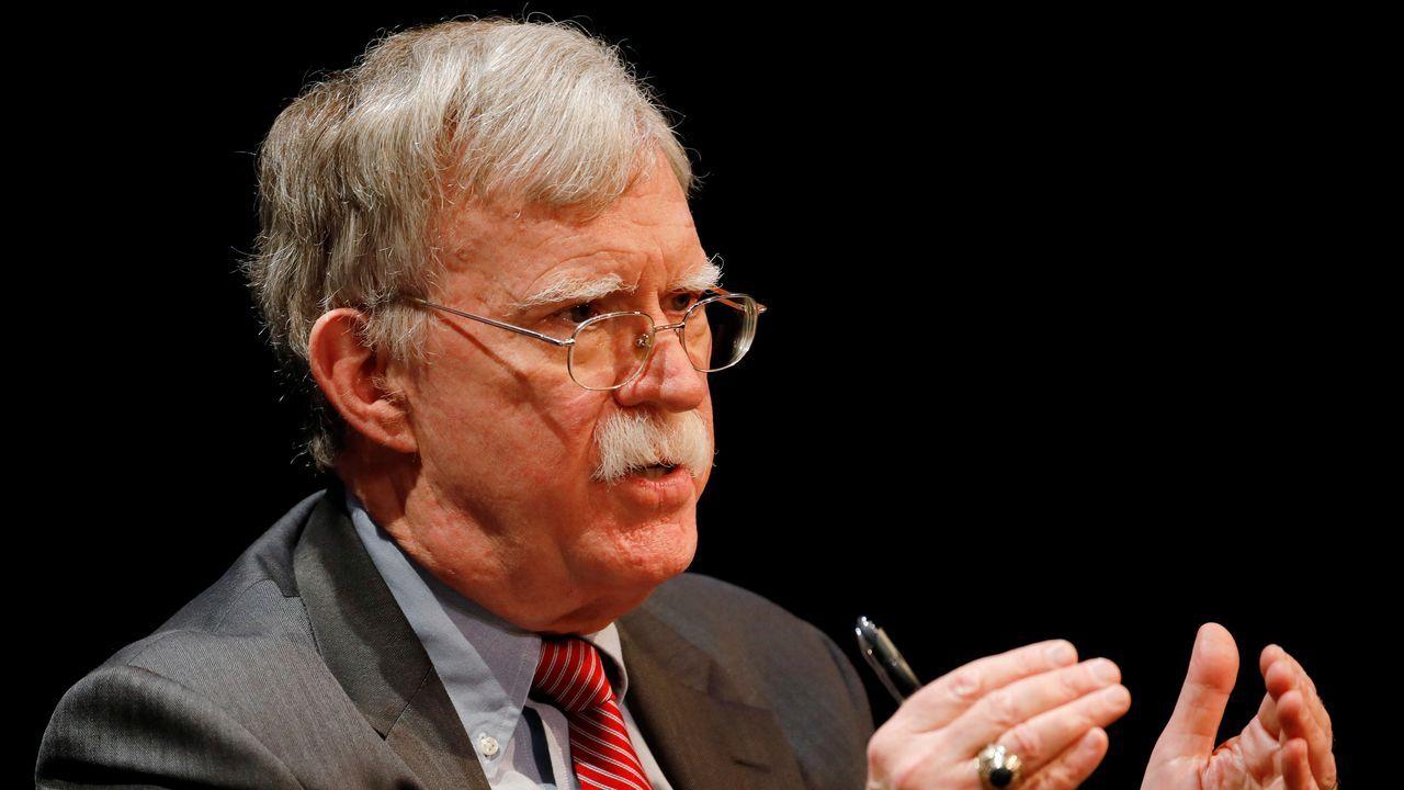 El exasesor de Seguridad Nacional de Estados Unidos John Bolton, en una imagen del pasado febrero