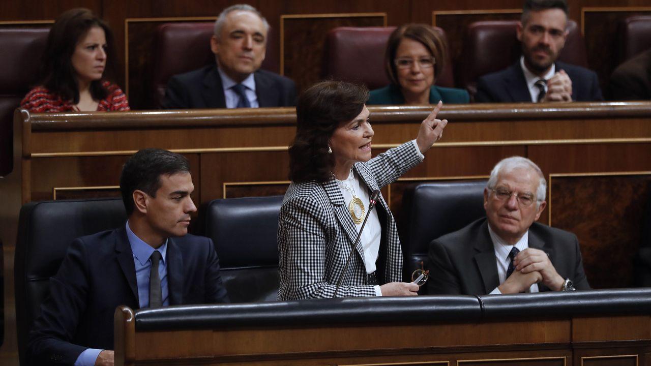 El PP tumba en el Senado la senda de déficit del Gobierno.El Congreso rindió homenaje a las víctimas de los naufragios en Galicia y reconoció el «trabajo duro y sacrificado que realizan cada día las mujeres y hombres del mar»