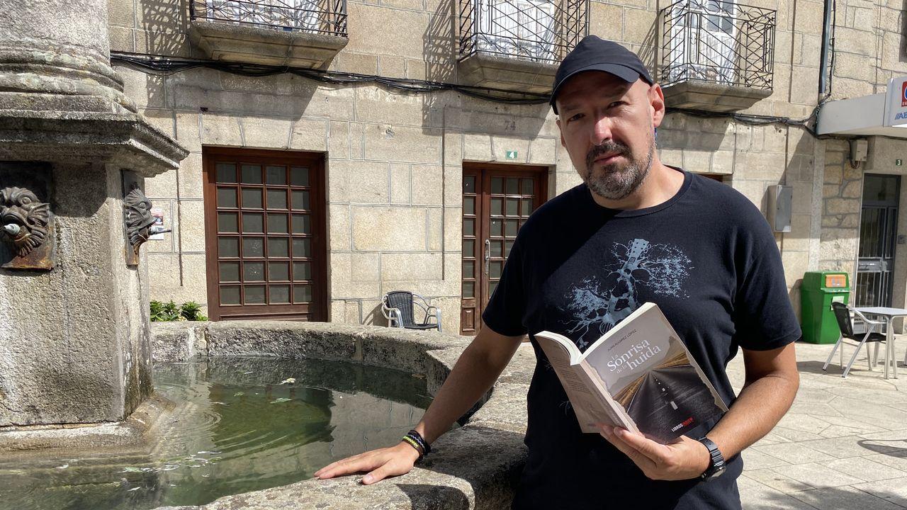 Xabier Casares, cunha das obras de Carlos Casares