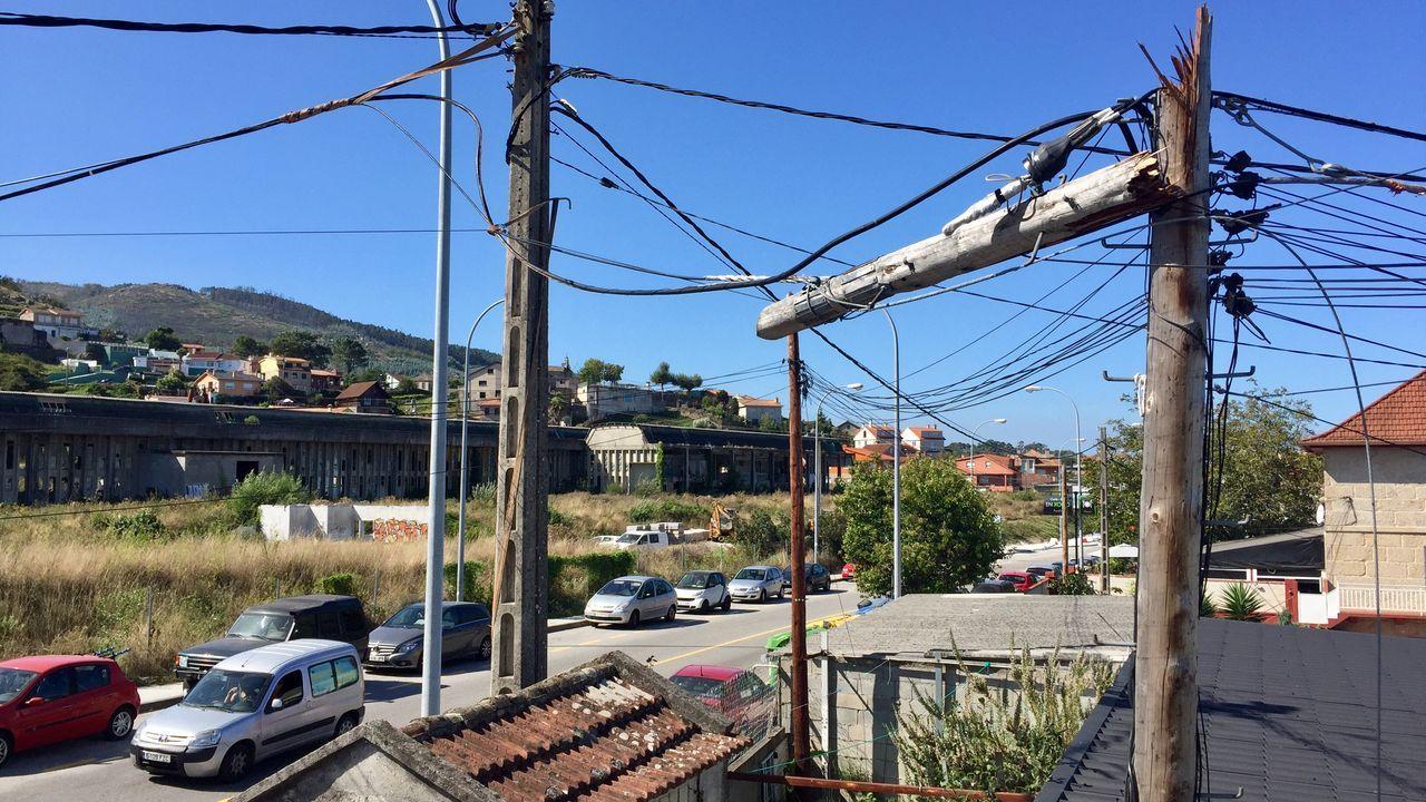 Bitcoin Rock Café en Vigo.El helicóptero en una imagen de archivo