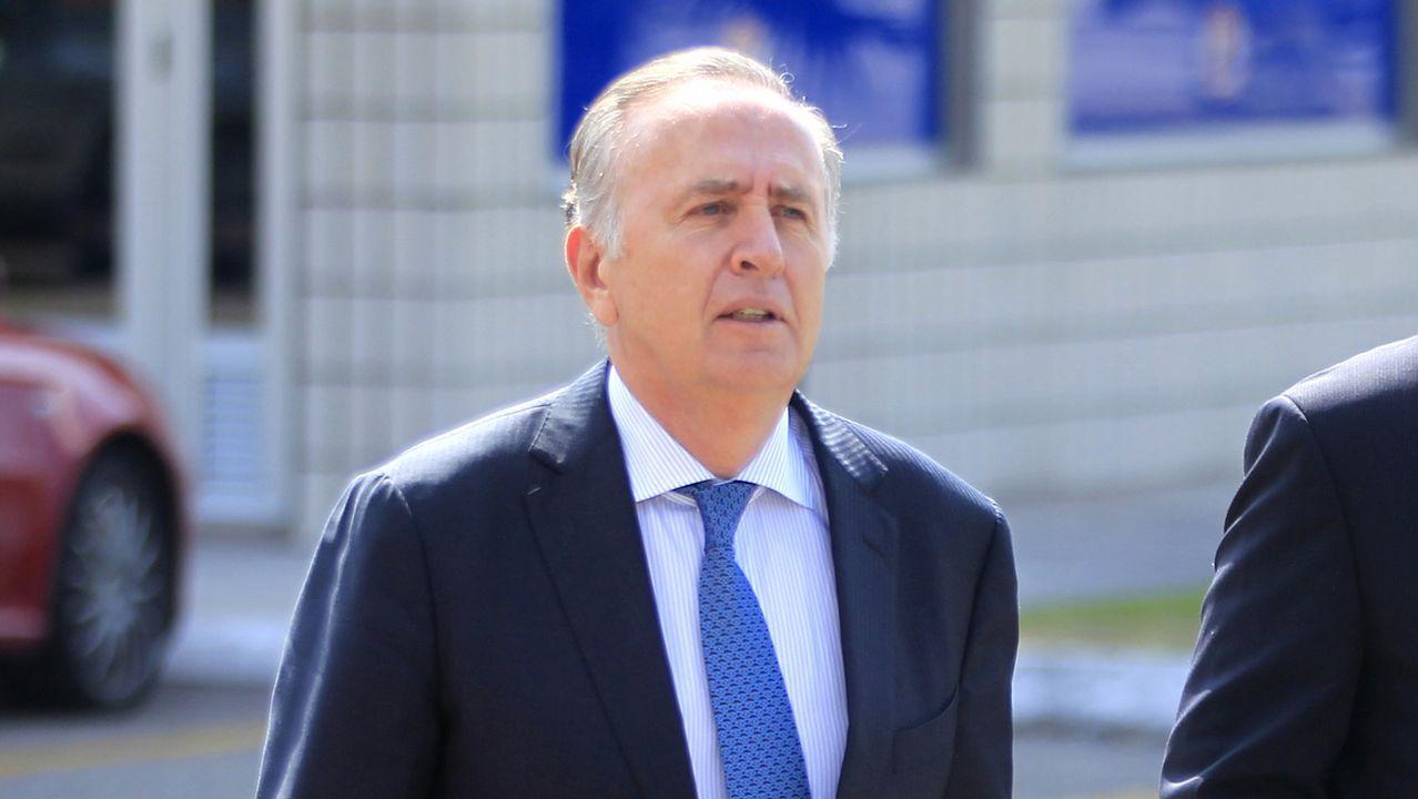 Ignacio González, consejero delegado de Nueva Pescanova