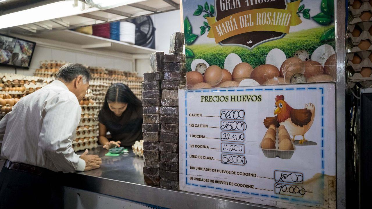 La comida venezolana se hace hueco en Ourense.El exgeneral chavista Hugo Carvajal, en la Audiencia Nacional