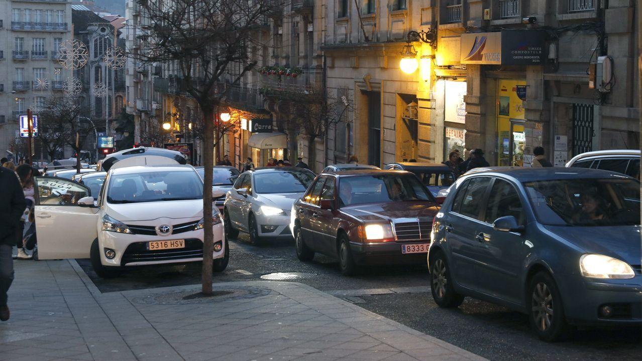 La calle Concordia es una de las previstas en el plan de sistemas de elevación