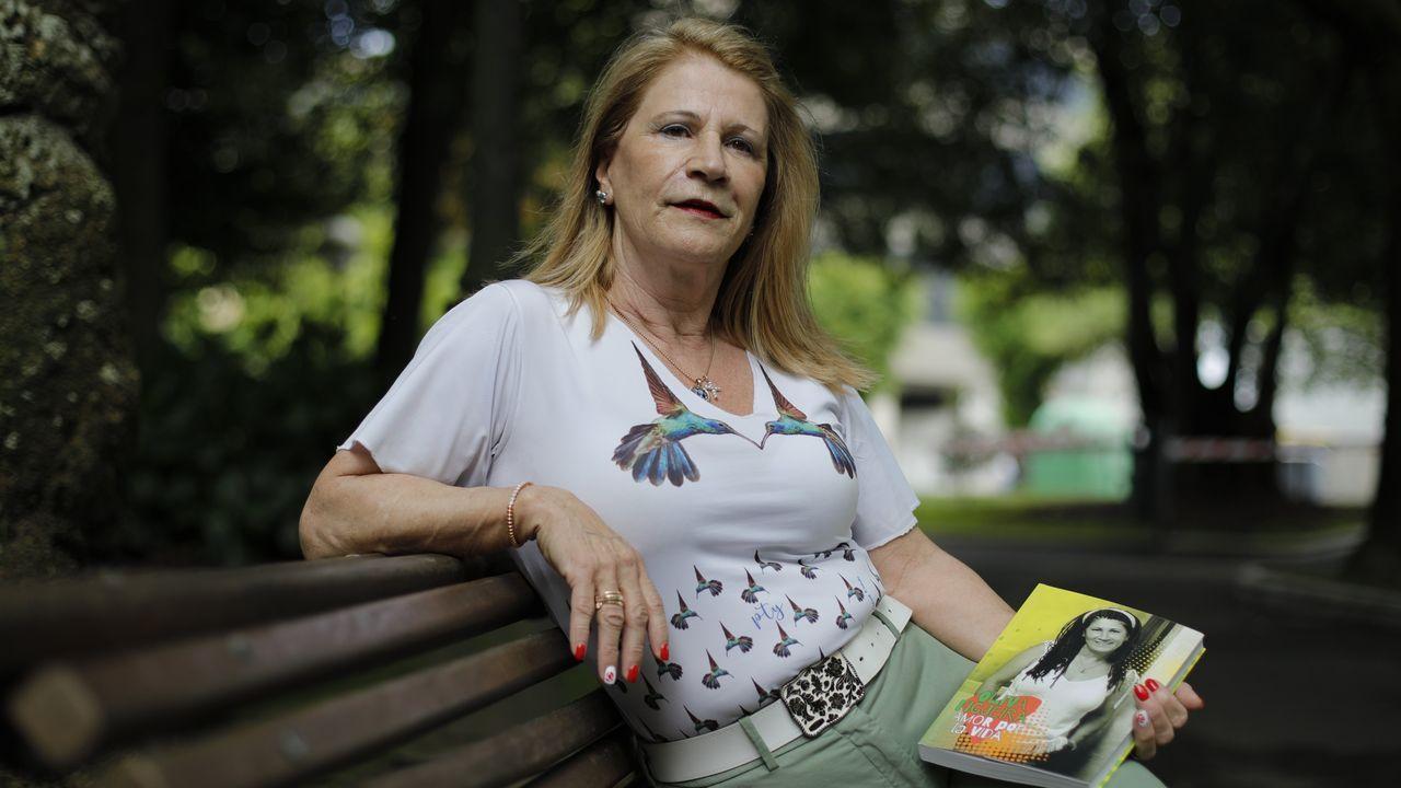 Oliva Figueira cuenta en su libro cómo fue secuestrada en su domicilio y compartió escenario con Pablo Milanés