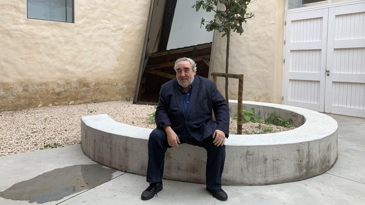 Souto de Moura, en la Casa da Arquitectura de Matosinhos