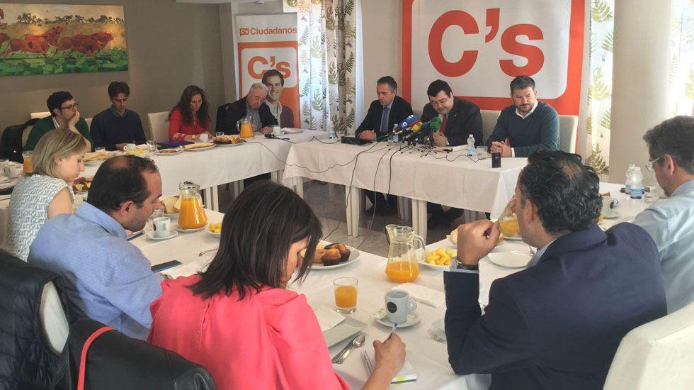 Anuncio «Orden 66 Asturias».El encuentro de Ciudadanos en Oviedo.