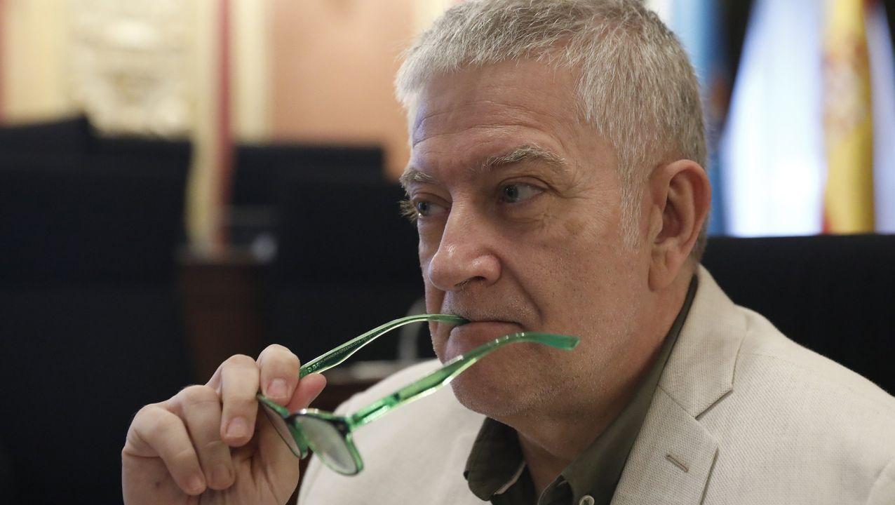 Miguel Caride, uno de los críticos de DO