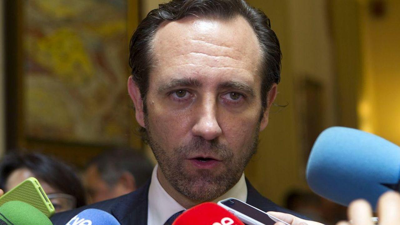 El PP se embarca en la búsqueda del sucesor de Rajoy.José Ramón Bauzá, expresidente del Govern balear