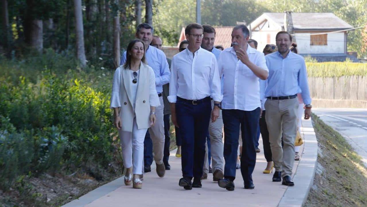feijoo.Los presidentes de Castilla y León, Juan Vicente Herrera, Alberto Núñez Feijóo (Galicia) y Javier Fernández (Asturias) en la última edición de Fitur