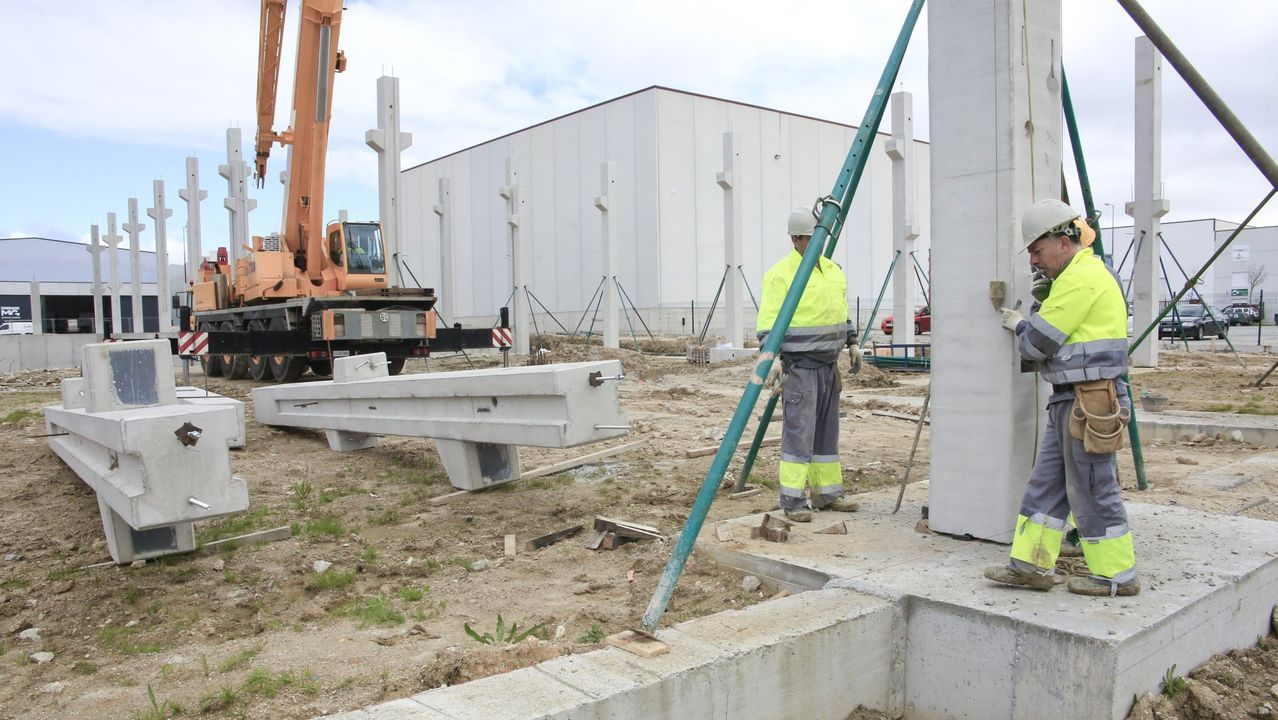 Laa construcción puede ayudar a la economía lucense