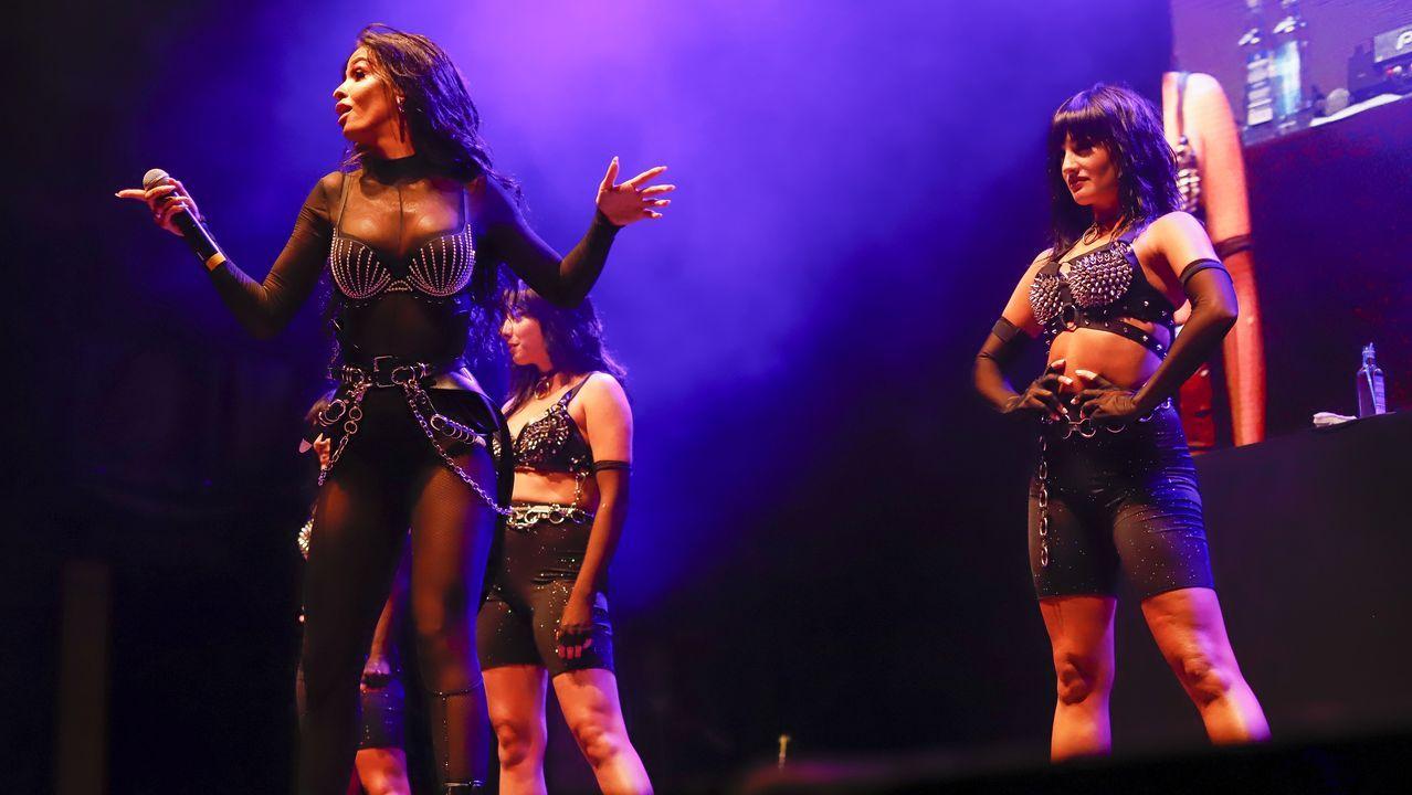¡Mira aquí las imágenes de la gala eurovisiva de Noia!