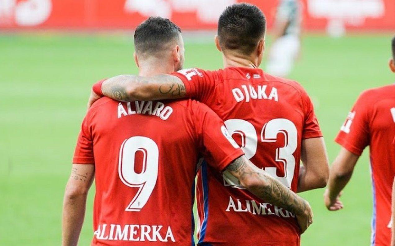 Álvaro Vázquez y Uros Djurdjevic