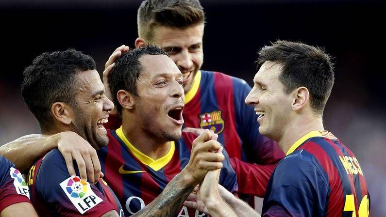 Barcelona-Atlético: La vuelta de la Supercopa, en imágenes