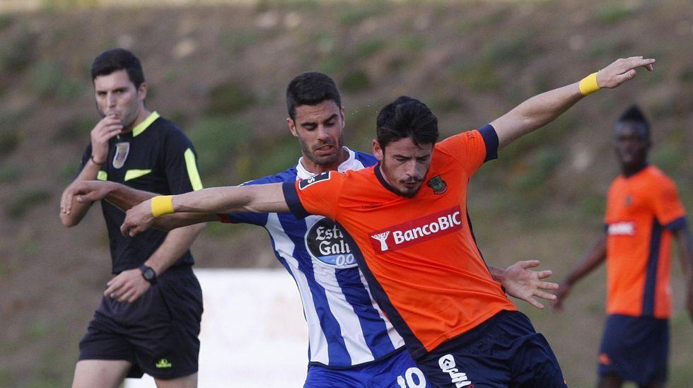 Las Palmas como único objetivo.Baltasar López, José Luis Fernández y Antonio Cortés, en el nuevo Gadis del Ventorrillo de más de 1.300 metros cuadrados.