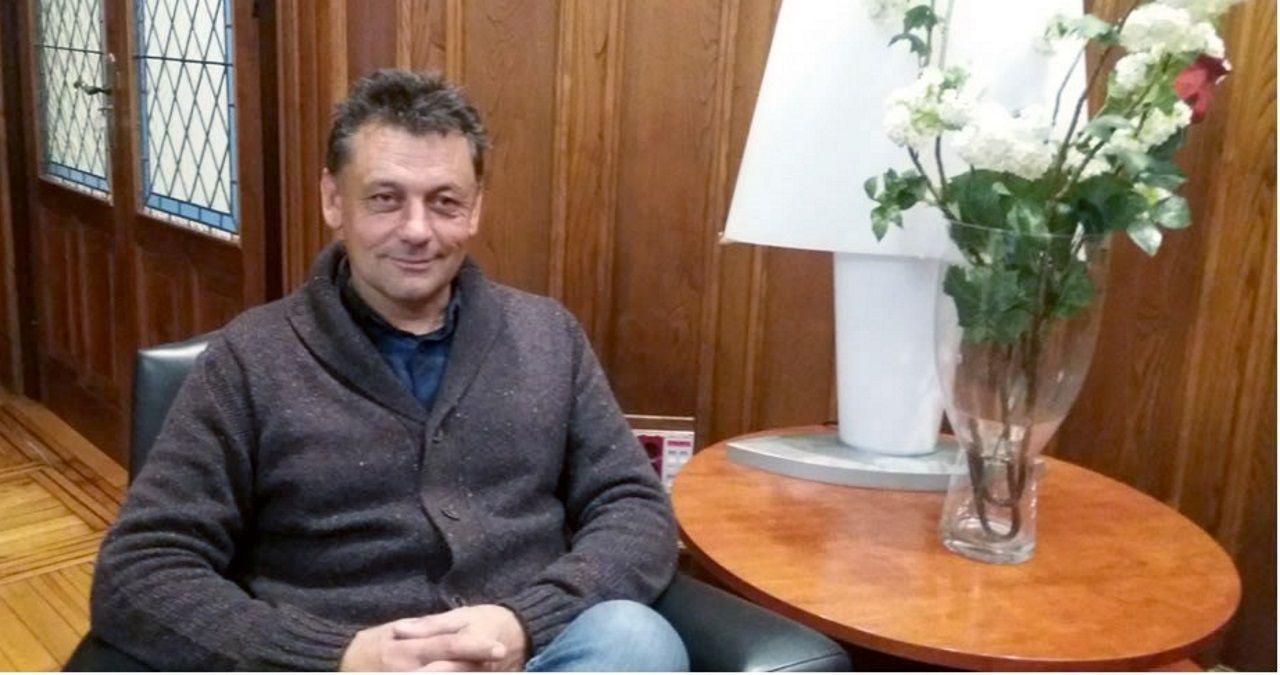 Javier Ardines, concejal de IU en Llanes asesinado en el 2018