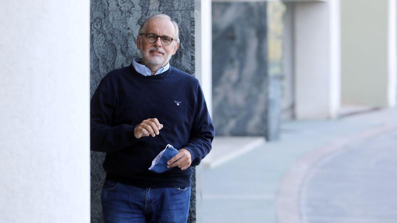 Antonio Figueras, de Vigo, trabaja en el Consejo Superior de Investigaciones Científicas
