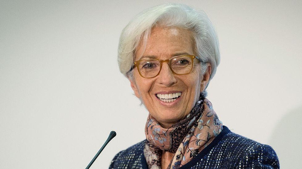 Lagarde opta a un segundo mandato al frente del FMI