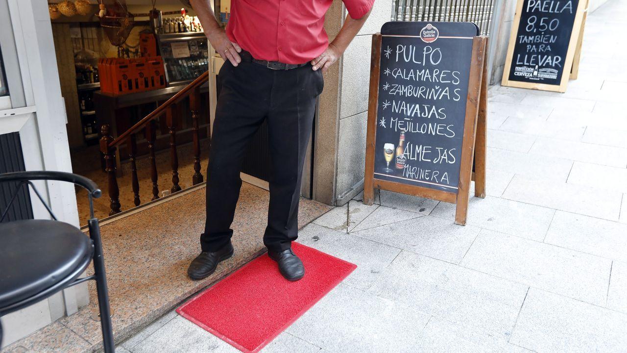 Alberto González, uno de los propietarios del Pingallo