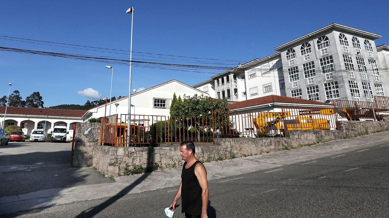 El centro de discapacitados de Chapela registró 2 fallecimientos