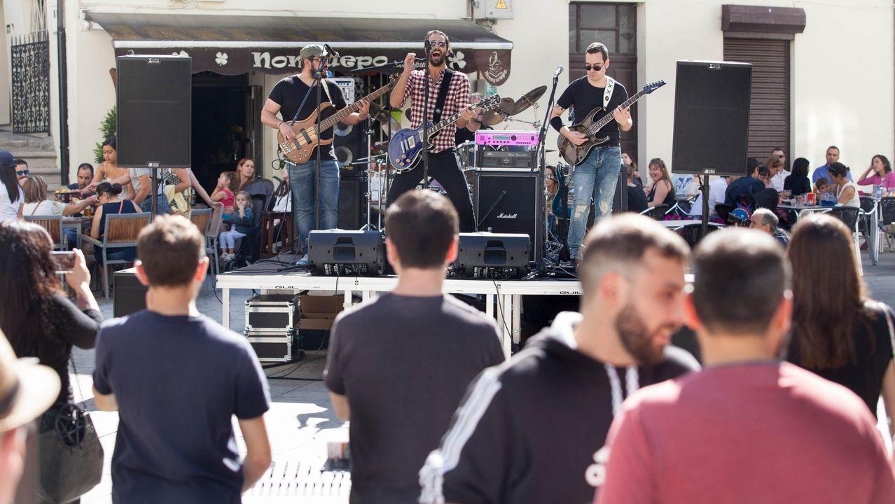 Vrásica ofrecerá un concierto en San Fernando