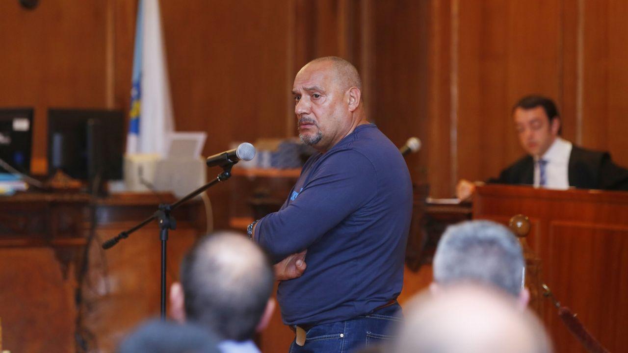 Los bólidos de la familia Miñanco.Alijo de coca y hachís decomisado por la Policía