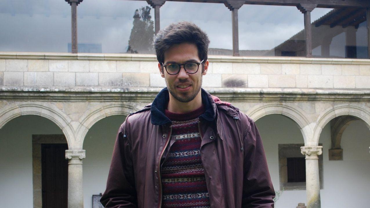 El sarriano Horacio Muñoz va por su quinta publicación académica