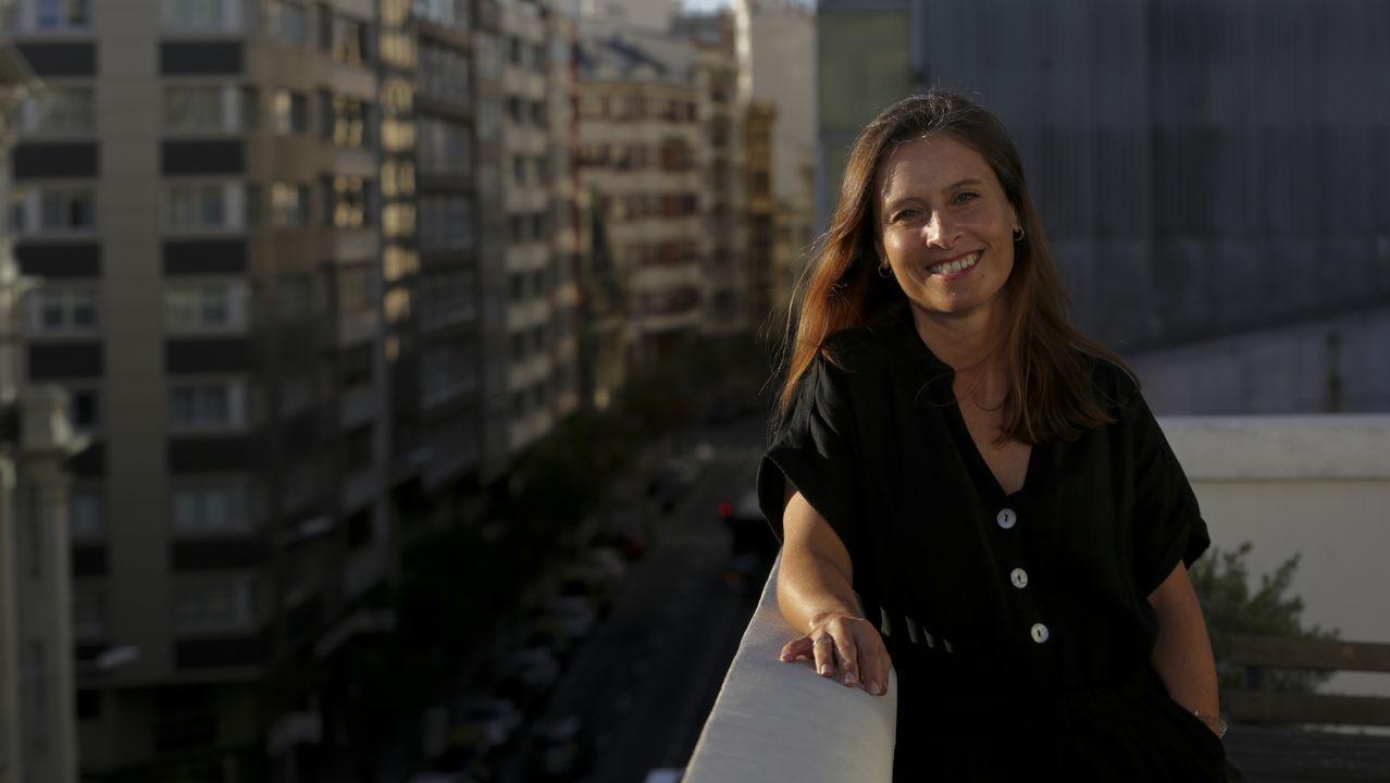 <span lang= gl >Cal é a verdadeira historia dos galegos?</span>.SANDRA REGUEIRA GERENTE DE ROFF CENTRO DE COWORKING