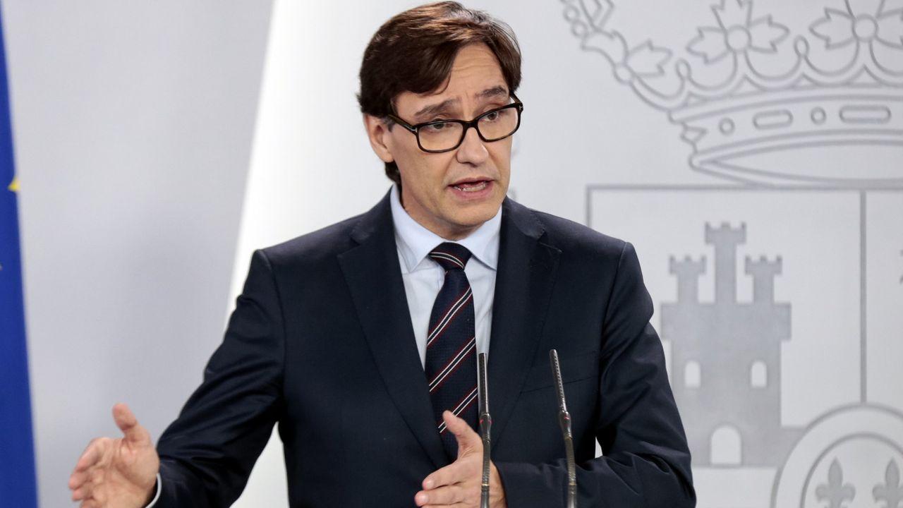 El presidsente catalán, Joaquim Torra, durante una videoconferencia con los presidentes autonómicos y el presidente del Gobienro, Pedro Sánchez