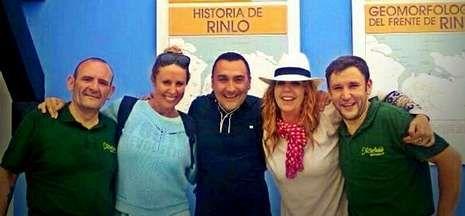 José Fernando Ortega, arrestado.Mirian Díaz Aroca y Belinda Washington, un verano más visitaron el restaurante A Cofradía de Rinlo.