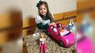 La pequeña Desi falleció hace dos años en Muimenta, Cospeito