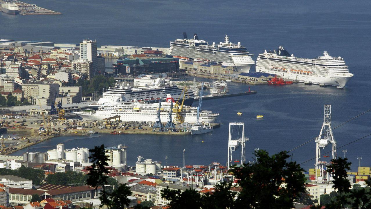 Marcos Freire: «La innovación es un aspecto clave en la recuperación del sector naval».Astilleros Gondán