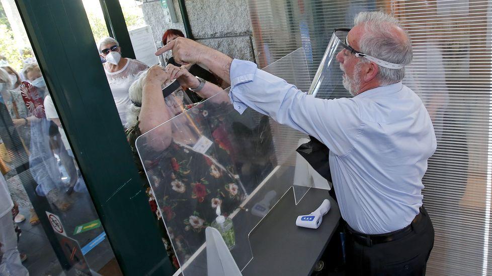 Nuevo protocolo para la recepción de peregrinos en los albergues del Camino de Santiago. No se le permitira la entrada con fiebre