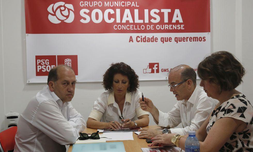 Carmen Gallego: «Renovar las listas no es poner a los amigos»