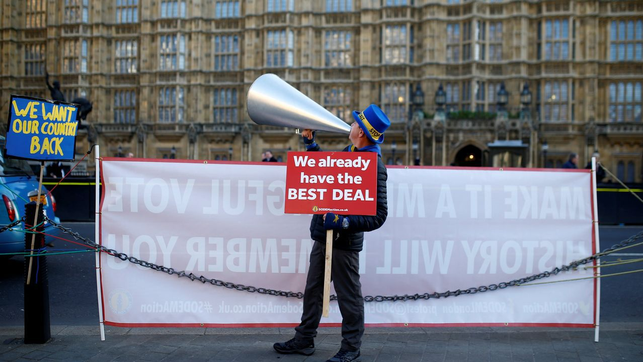 May debe explicitar las nuevas concesiones de la UE para frenar el creciente número de descontentos