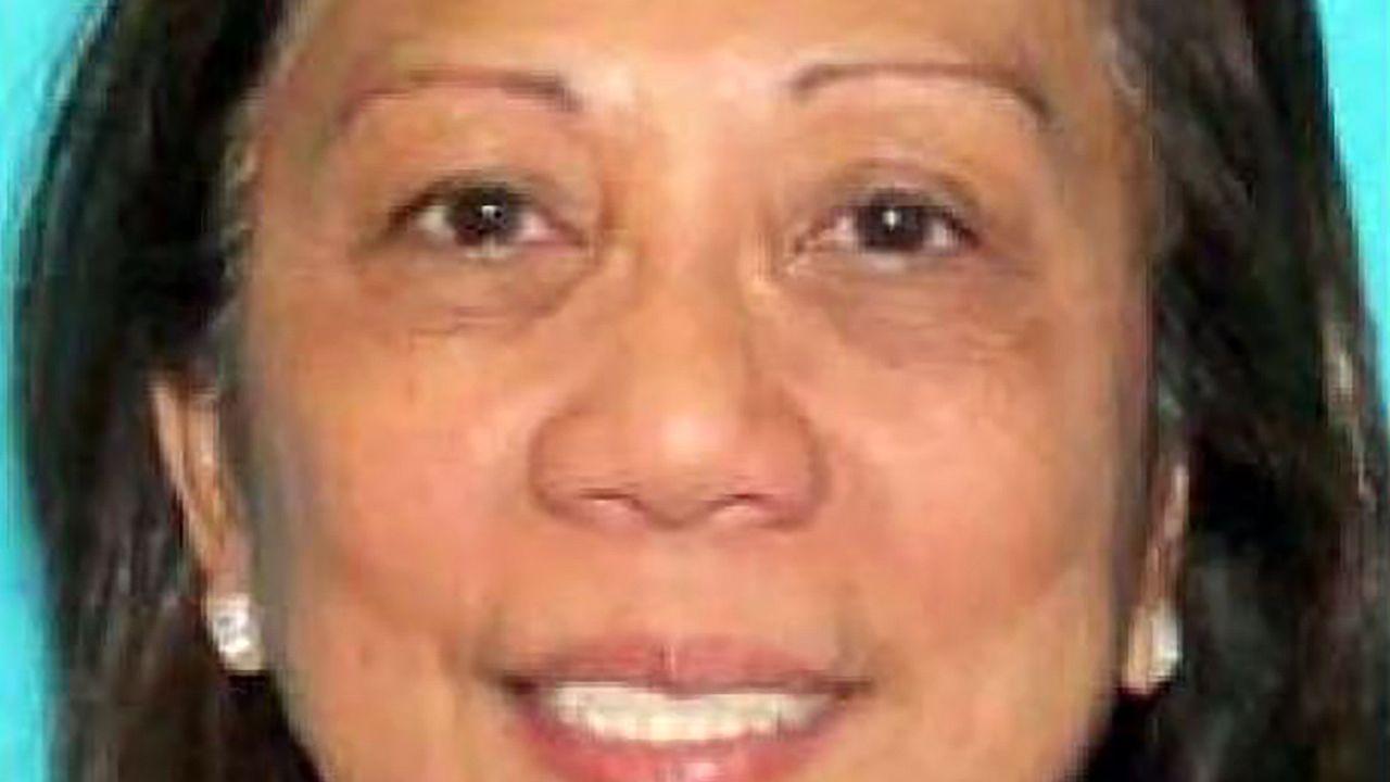 Marilou Danley, novia del autor de la matanza en Las Vegas: «Era bondadoso y cariñoso».Isabel Barreto
