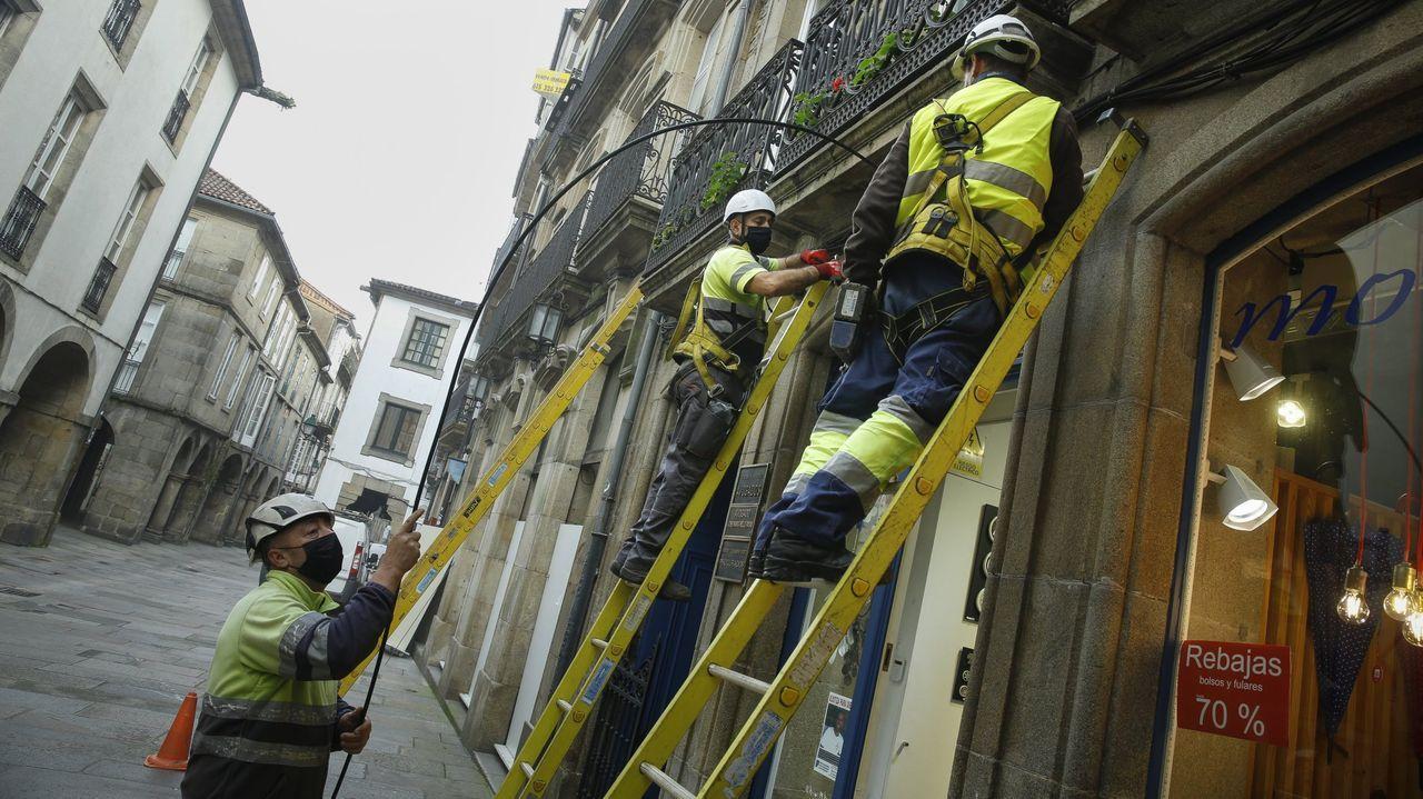 Madera, chatarra y electrodomésticos copan las visitas al punto limpio de Pontevedra.La A-6 bordea Lugo por el este y tiene cuatro accesos a la ciudad