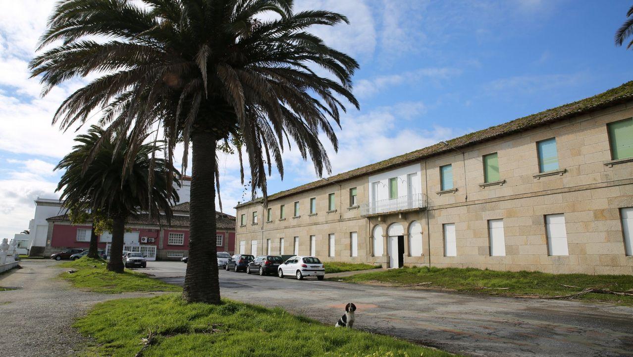 Así es la casa modernista que Eloy Maquieira diseñó en Lugo en los años 40.Paco Taracido, arquitecto fallecido hace unos días a los 91 años