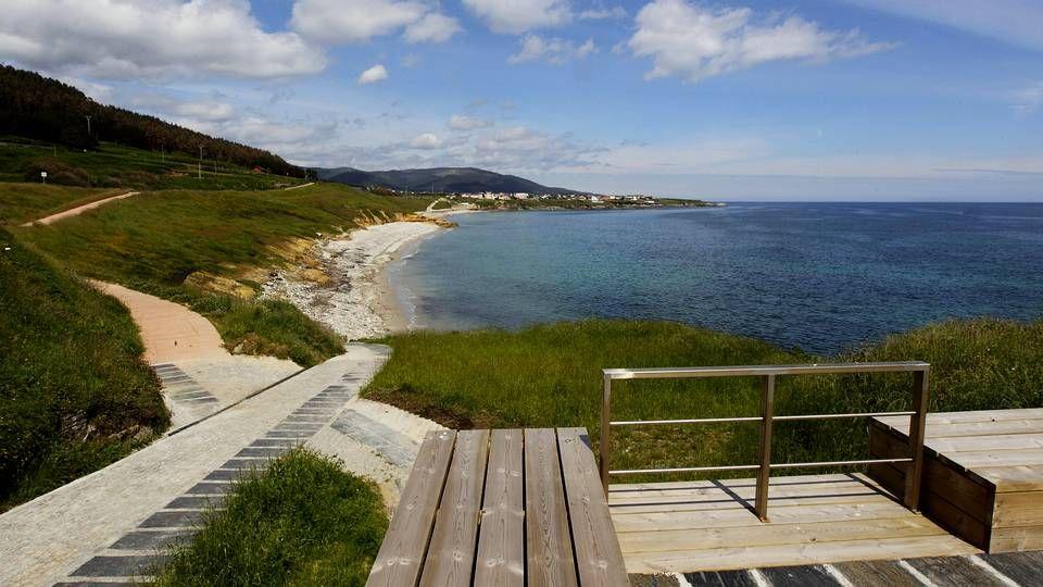Foz.Playa de Razo (Carballo)