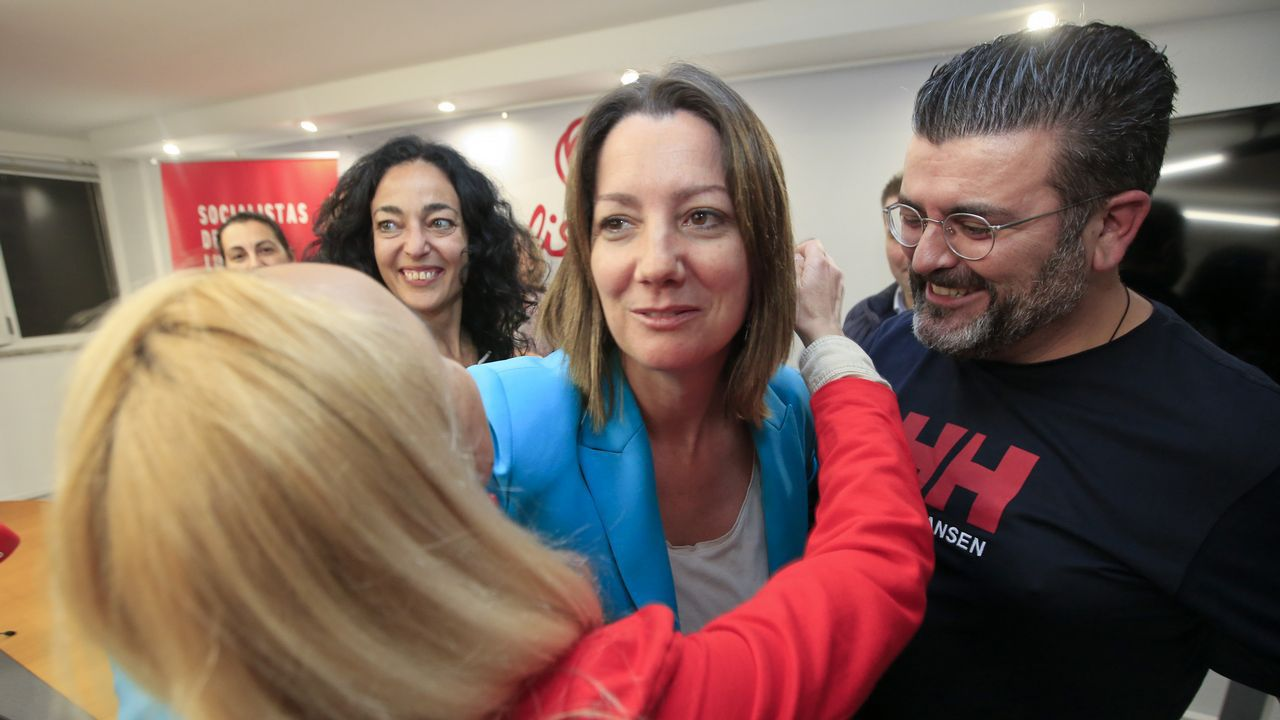 Felicitaciones a Lara Méndez, alcaldesa de Lugo