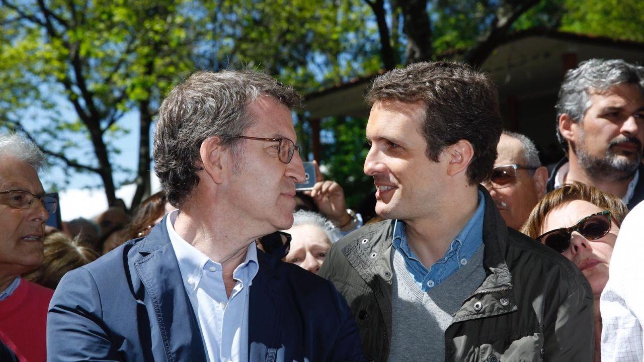 Pablo Casado: «Somos conscientes de los errores»